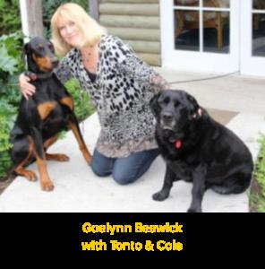 Gaelynn Beswick with Tonto & Cole